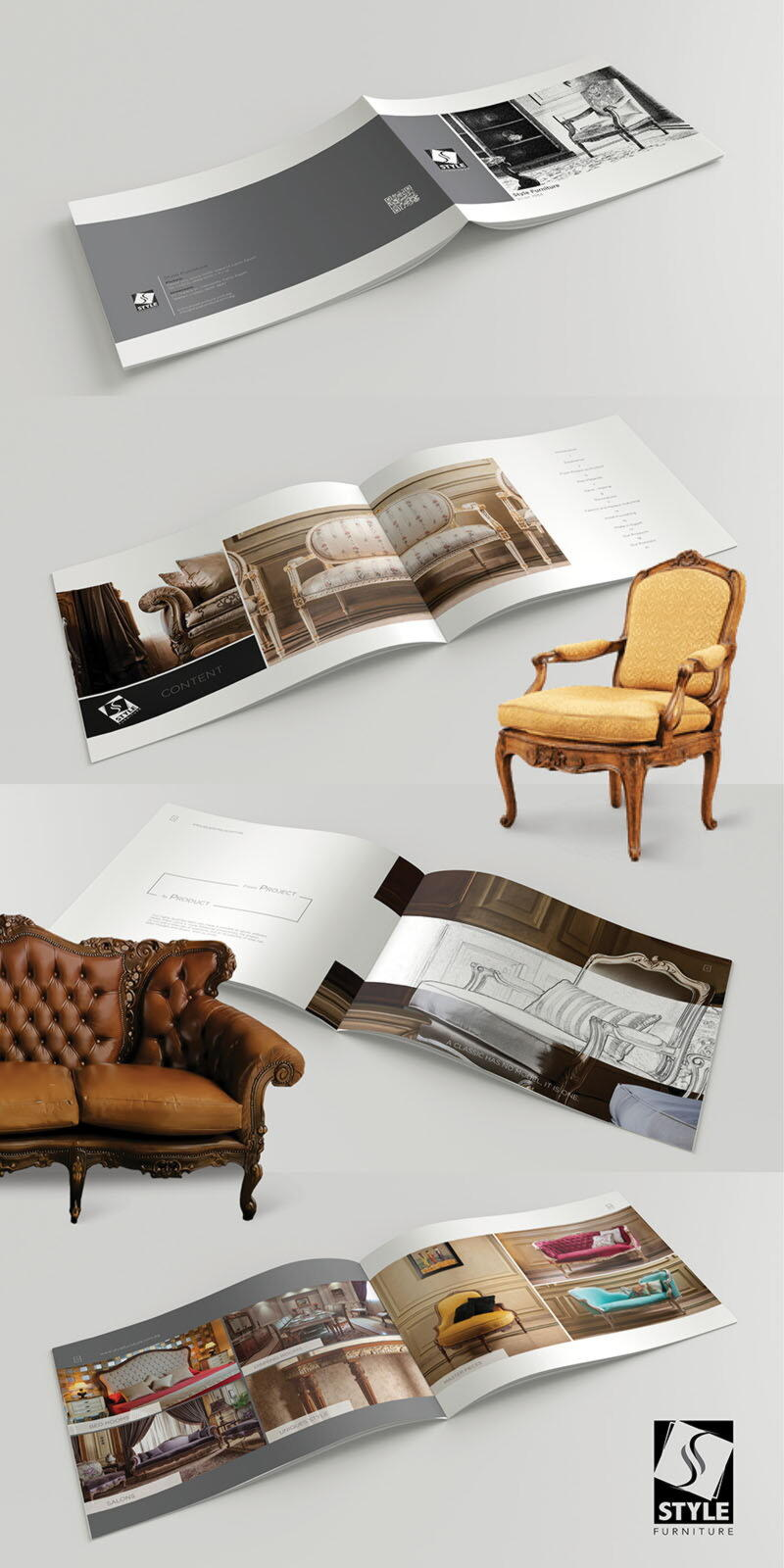 Style Furniture Catalouge
