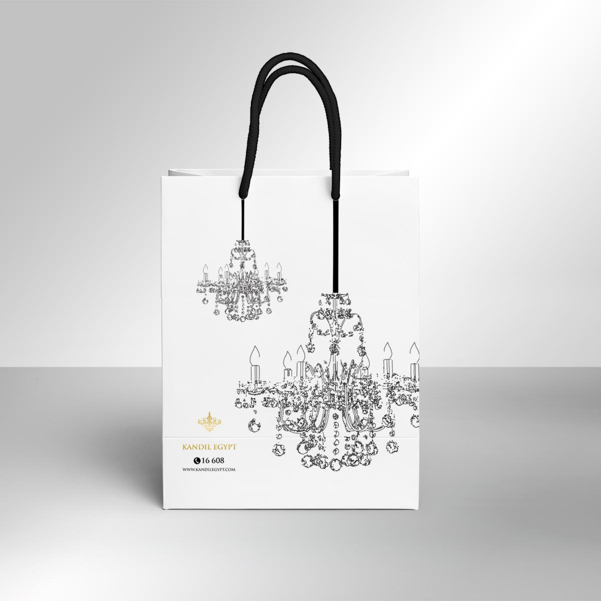 Kandil Shopping Bag